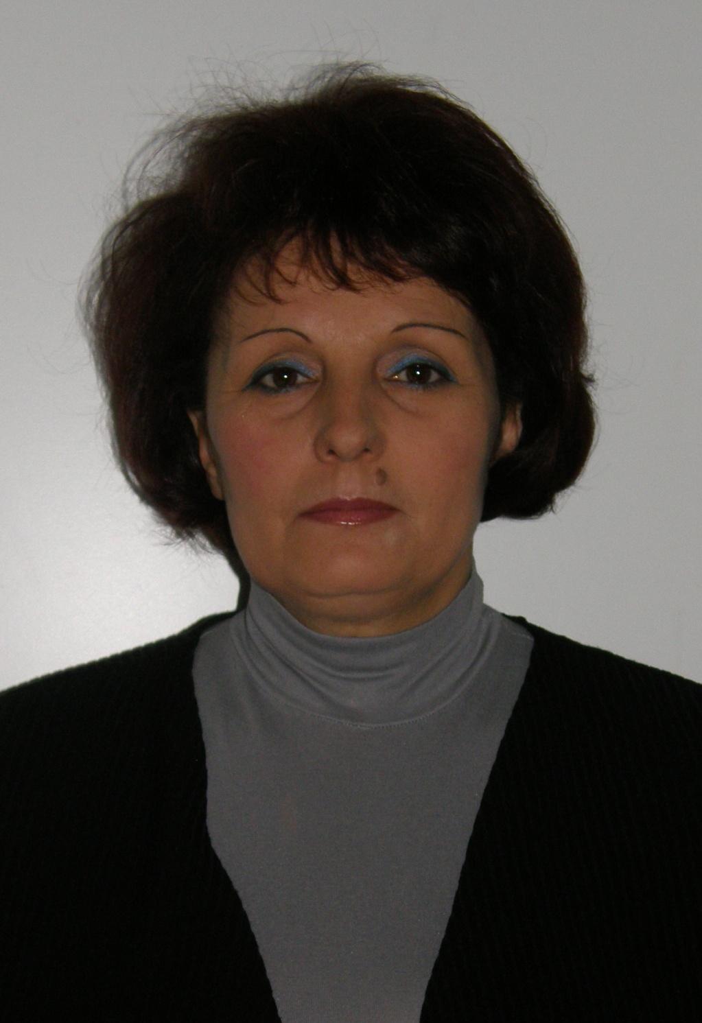 Дмитриева Вера Петровна